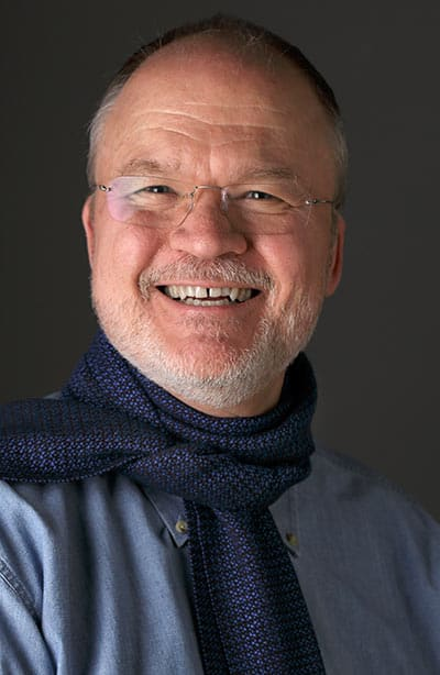 Lawrence Peters of Bewoven Studio