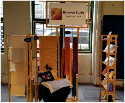 Alchemy 2015 Artisan Fair Bewoven Studio