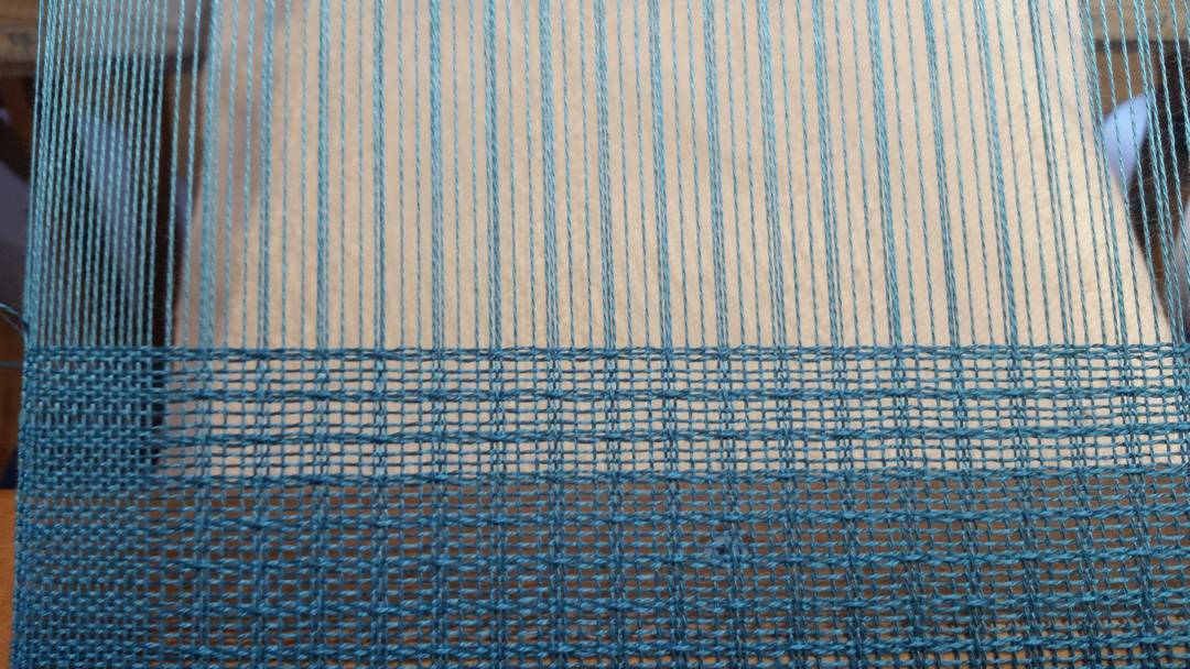 Lace Third Weft Throw
